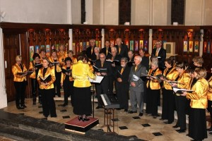 La chorale Chantesource
